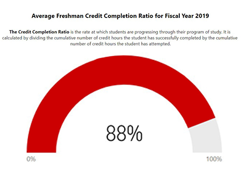 Freshman Credit Completion